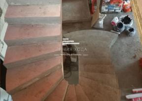 """Винтовая лестница 180 градусов"""" заблокирована Винтовая лестница 180 градусов"""