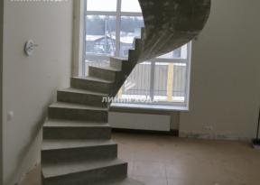 Бетонная винтовая лестница ООО ЛИНИЯ ХОДА Проект 040_02